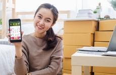 Ví MoMo tiếp sức shipper, cửa hàng online với nhiều thẻ quà giảm giá đổ xăng, ship hàng…