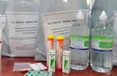 Sở Y tế TP HCM giao Bệnh viện Nhi Đồng 1 mua túi thuốc điều trị F0 tại nhà