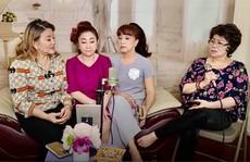 NSƯT Thoại Mỹ hội ngộ 4 cô đào tại Mỹ