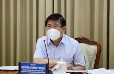Ông Nguyễn Thành Phong: 'Tôi rất áy náy khi phải rời TP HCM lúc này'