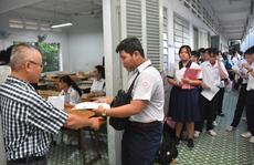 Xét tuyển lớp 10 tại TP HCM: Nhiều học sinh trượt cả 3 nguyện vọng
