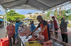 Vụ giao thịt bốc mùi hôi cho người dân Đà Nẵng: 'Tối hậu thư' cho Công ty Hai Thuyên