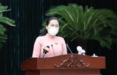 Sáng nay, HĐND TP HCM tiến hành công tác cán bộ theo chỉ đạo của Bộ Chính trị