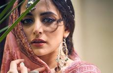 Nhan sắc minh tinh đăng quang Hoa hậu Quốc tế Ấn Độ 2021