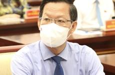 CLIP: Tân Chủ tịch UBND TP HCM chia sẻ cảm xúc khi nhận nhiệm vụ