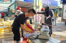 Đà Nẵng: Mở phiên chợ lưu động bán thịt cá tươi đến khu dân cư