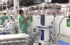 Cận cảnh Trung tâm Hồi sức tích cực người bệnh Covid-19 của Bệnh viện Trung ương Huế