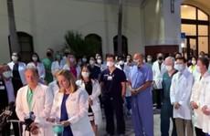 Bác sĩ Mỹ tức giận vì các ca Covid-19 nhập viện chưa tiêm vắc-xin