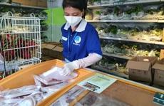 TP HCM: Mới có 4% hộ dân đặt hàng 'đi chợ hộ'