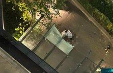 Cô gái trẻ rơi từ tầng cao chung cư xuống đất tử vong