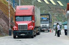 Tháo gỡ ách tắc nông sản tại cửa khẩu