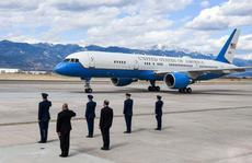Chiếc Không lực 2 của Phó Tổng thống Mỹ có gì đặc biệt?