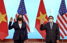 Mỹ hỗ trợ Việt Nam thêm 1 triệu liều vắc-xin Pfizer