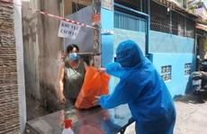 TP HCM: Khẩn trương cấp phát gạo cho người gặp khó khăn do dịch bệnh Covid-19