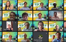 Báo Người Lao Động trao 11 giải thưởng trong cuộc thi ảnh 'Nét đẹp lao động' lần 3