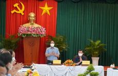 Phó Thủ tướng Lê Văn Thành: Đồng Nai cần chuẩn bị nhiều kịch bản để ứng phó Covid -19