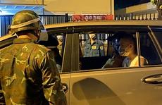 """Tổ tuần tra """"hộ tống"""" thai phụ chuyển dạ giữa đêm đến bệnh viện an toàn"""