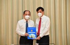 Bổ nhiệm ông Tăng Chí Thượng làm Giám đốc Sở Y tế TP HCM