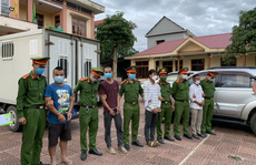 Khởi tố, bắt giam 4 kẻ 'gây rối trật tự công cộng' ở Quảng Trị