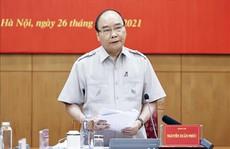 Chủ tịch nước Nguyễn Xuân Phúc chủ trì họp Ban Chỉ đạo Cải cách tư pháp Trung ương
