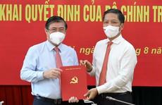 Ông Nguyễn Thành Phong chính thức làm Phó Ban Kinh tế Trung ương