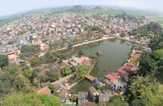 Hà Nội sắp có Bảo tàng Thiên nhiên rộng 38ha nằm trong Thị trấn sinh thái Quốc Oai