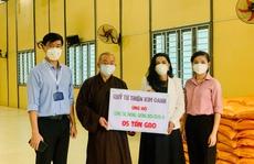 Quỹ Từ thiện Kim Oanh hỗ trợ người dân vùng dịch