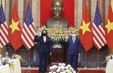 Nhà Trắng ra Tuyên bố về chuyến thăm Việt Nam của Phó Tổng thống Kamala Harris