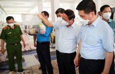 Phó Thủ tướng Lê Văn Thành: 'Còn người, còn của'!