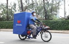 Lazada thay đổi nhận diện thương hiệu cho dịch vụ Logistics