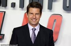 Tom Cruise tức giận vì bị trộm xe lẫn hành lý