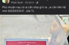 Mất tiền, mất hàng khi đặt shipper 'dỏm'