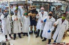Covid-19: Mexico nghiên cứu thành công khẩu trang diệt virus SARS-CoV-2