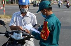 Đà Nẵng: Giả dân quân tự vệ để ra đường trong thời điểm 'ai ở đâu thì ở đó'