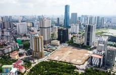 """Toàn cảnh lô đất """"kim cương"""" 4 mặt tiền xây trụ sở mới 1,2 tỉ USD của Đại sứ quán Mỹ"""