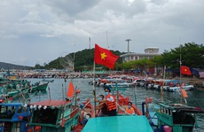 Phát động cuộc thi viết về chủ quyền lần 2 và cuộc thi ảnh 'Thiêng liêng cờ Tổ quốc'
