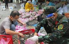 Ông Phạm Đức Hải nói về việc lực lượng vũ trang 'đi chợ hộ'