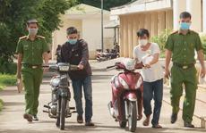 Trộm cắp 6 chiếc xe máy giữa dịch bệnh để mua ma túy
