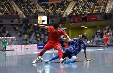 Tuyển futsal Việt Nam tiến bộ vượt bậc