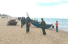 Nam sinh lớp 8 ở Quảng Nam mất tích khi tắm biển