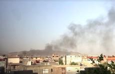 Nổ lớn rung chuyển, Mỹ 'xử' kẻ lái xe bom lao vào sân bay Kabul?