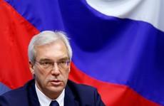"""Nga chỉ trích """"phát ngôn nguy hiểm"""" của đô đốc Mỹ"""