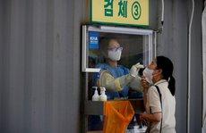 Hàn Quốc: Hai ca mắc biến thể Covid-19 'lẩn trốn được vắc-xin'