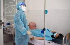 Bên trong Bệnh viện điều trị Covid-19 cho sản phụ tại TP HCM