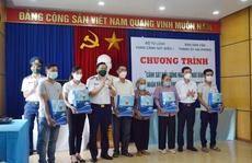 'Cảnh sát biển đồng hành với ngư dân' tại Hải Phòng