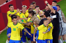 Brazil tranh HCV bóng đá nam với Tây Ban Nha