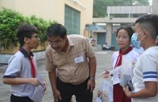 TP HCM: Công bố điểm trúng tuyển vào lớp 6 Trường chuyên Trần Đại nghĩa