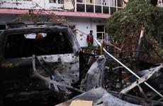 Rốc-két lao về sân bay Kabul, phòng không Mỹ khai hỏa