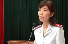 Vụ đoàn thanh tra thuộc Bộ Xây dựng 'vòi' 2,1 tỉ đồng: Hai chị em gái cùng ra tòa