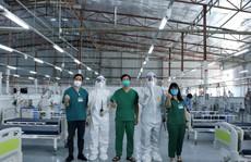 Thêm một bệnh viện điều trị Covid-19 đi vào hoạt động